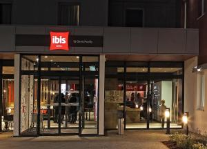 Hotel Ibis Saint-Genis-Pouilly Geneve : photos des chambres