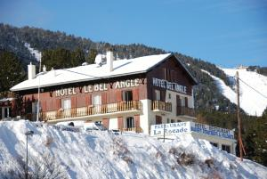 Hotel Bel Angle : photos des chambres