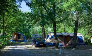 Hebergement Ludocamping : photos des chambres