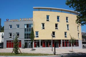 Hotel Kyriad Charleville Mezieres : photos des chambres