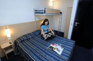 Hotel Mister Bed Lomme : photos des chambres