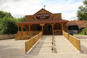 Hebergement Western City Troyes : photos des chambres