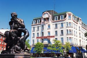 Le Grand Hotel : photos des chambres