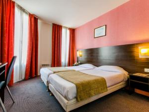 Hotel Arc Paris Porte d'Orleans : photos des chambres