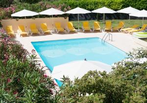 Residence Chateau Canet : photos des chambres