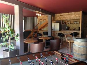 Hebergement Mont Bouquet Lodge/Residence Hoteliere : photos des chambres