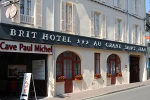 Hotel Au Grand Saint Jean : photos des chambres