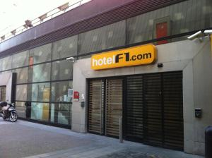 hotelF1 Paris Porte de Chatillon : photos des chambres