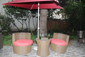 Hotel Patio Brancion : photos des chambres