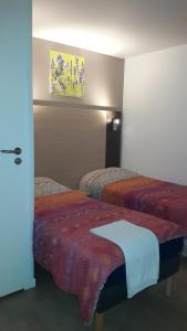 Fasthotel Mitry Claye : photos des chambres