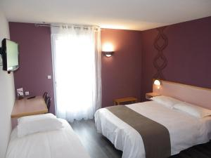 Hotel Les Chataigniers : photos des chambres