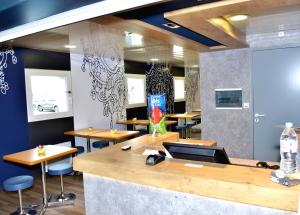 Hotel ibis budget Flers Grands Champs : photos des chambres