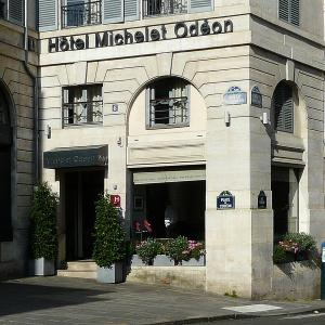Hotel Michelet Odeon : photos des chambres