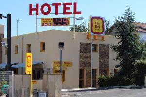 Hotel The Originals Beziers Est (ex P'tit-Dej Hotel) : photos des chambres