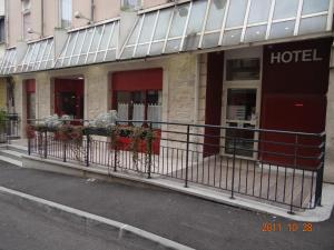 Hotel Hermance : photos des chambres
