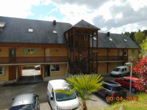 Appartement Residence La Peyrie : photos des chambres