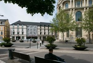 Hotel Mercure Chartres Cathedrale : photos des chambres
