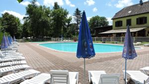 Hebergement Camping Les Lupins : photos des chambres