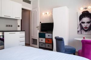 Appartement Residence de la Plage Beach : photos des chambres