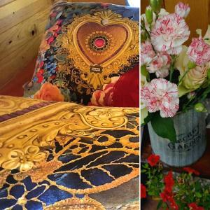 Chambres d'hotes/B&B Roulotte Mariposa : photos des chambres