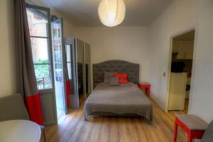 Appartement Contrast LuxApart 3 min MC Casino : photos des chambres