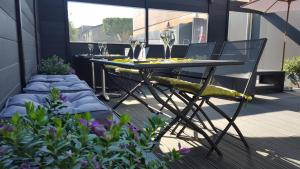 Fasthotel Dunkerque : photos des chambres