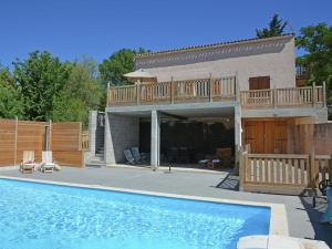 Hebergement Holiday home Fa‰Lines-Minervois : photos des chambres