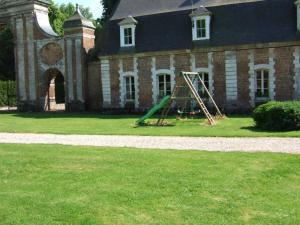 Hebergement Abbaye St-Andre 7 : photos des chambres