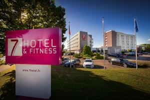 7Hotel&Fitness : photos des chambres