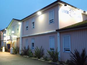 Hotel Quick Palace Saint-Priest : photos des chambres