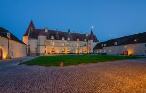 Hotel Golf Chateau de Chailly : photos des chambres