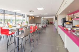 Hotel Akena City Reims Bezannes : photos des chambres
