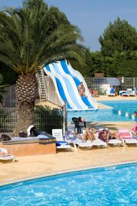 Hebergement Camping Sunissim L'Europe By Locatour : photos des chambres