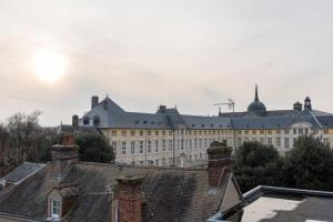 Appartement Home Sweet Rouen Cathedrale : photos des chambres