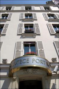 Hotel Villa Lutece Port Royal : photos des chambres