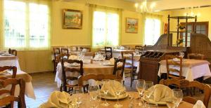 Hotel Restaurant Le Bourgneuf : photos des chambres