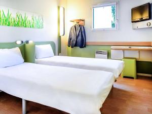 Hotel ibis budget Petite Foret : photos des chambres