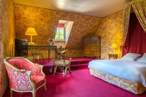 Hotel The Originals Chateau de Bournel (ex Relais du Silence) : photos des chambres