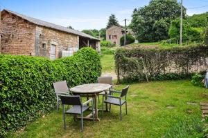 Hebergement Holiday Home Le Clos de Grevilly : photos des chambres