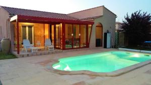 Hebergement Holiday home Residence la Chapelle : photos des chambres