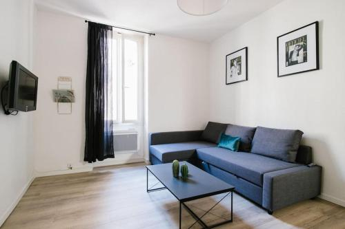 Luckey Homes - Rue Saint Jacques : Appartement proche du 6e Arrondissement de Marseille
