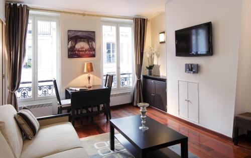 Appartement Great Apartments Heart Marais