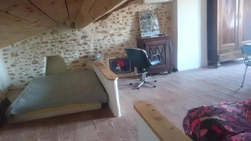 Appartement Studio a Pomerols