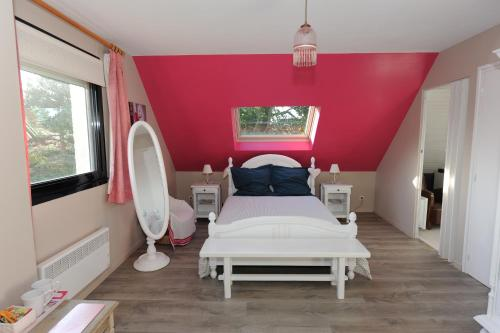 Aux doux Becots - Bed & Breakfast : Chambres d'hotes/B&B proche d'Isques