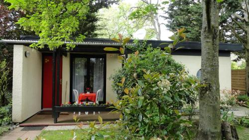 Garden Studio Chantilly : Appartement proche de Saint-Leu-d'Esserent