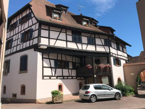 Gîte Smart'In : Appartement proche de Niederhergheim