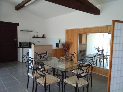 loft At Besset : Appartement proche d'Arvigna