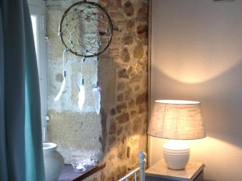 Domaine Charente - B&B / Familyroom Le Jardin (with external toilet & shower house) : Chambres d'hotes/B&B proche de Yvrac-et-Malleyrand