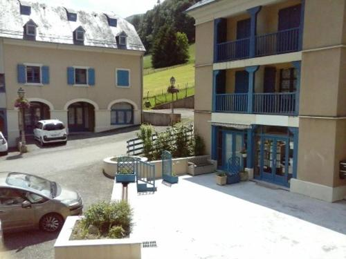 Studio Sainte Marie De Campan : Appartement proche de Laborde