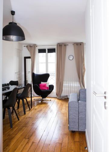 Apart By Jo : Appartement proche de Morainvilliers